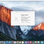 Versi OS X terbaru saat artikel ini dipublish adalah OS X El Capitan, dan bagi kamu yang penasaran apakah Mac device kamu bisa menjalankannya atau tidak, berikut ini adalah kebutuhan sistem minimum yang diperlukan oleh OS X El Capitan: