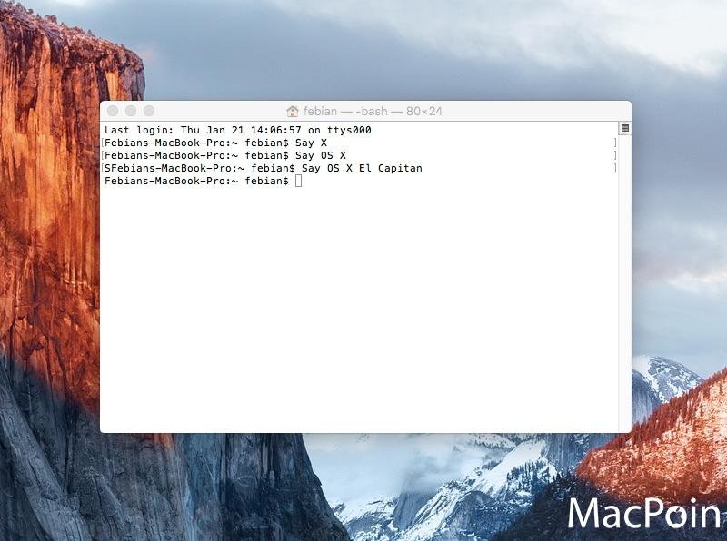 """OS X Dibaca OS """"Ten"""", Bukan OS """"Ex"""""""
