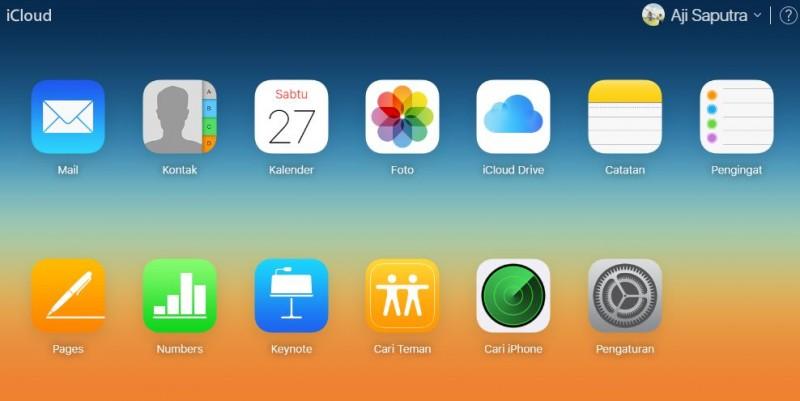 Beginilah Cara Menggunakan iCloud Drive