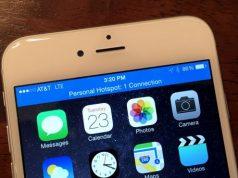 Menggunakan Personal Hotspot di iOS