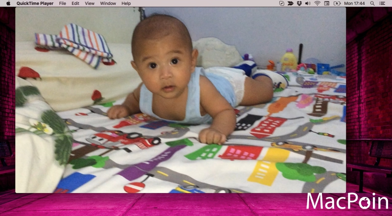 Cara Rotate Video di Mac OS X