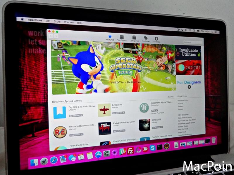 Apple Telah Merilis OS X 10.11.4 Public Beta 3 dengan Build Baru