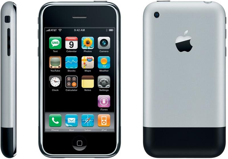 iPhone Pertama