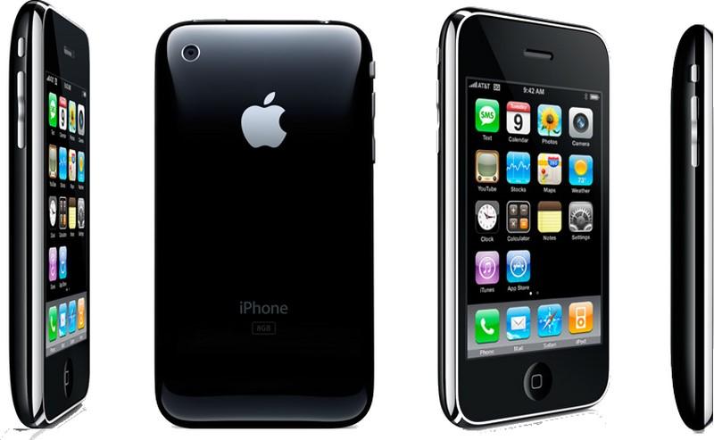 iPhone Kedua