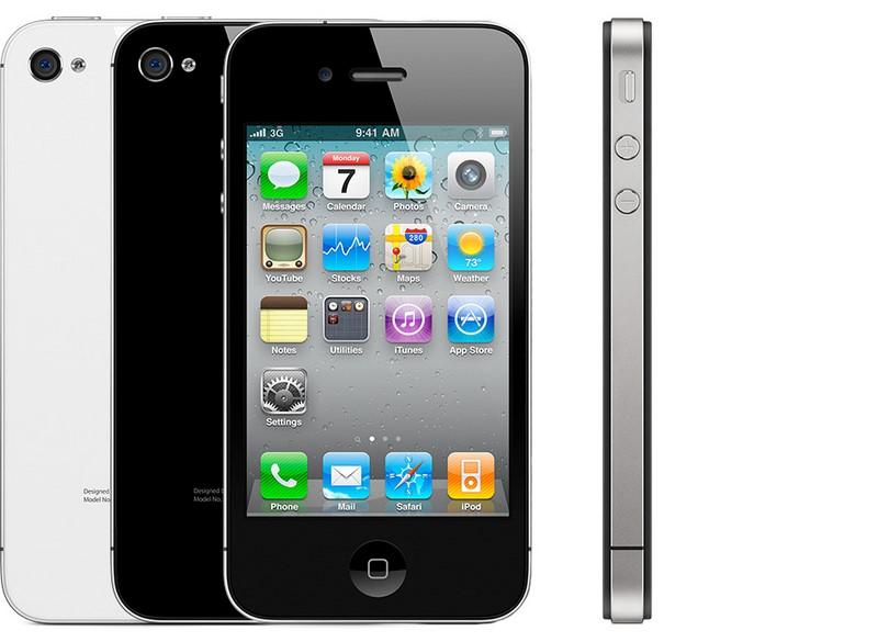 iPhone Keempat