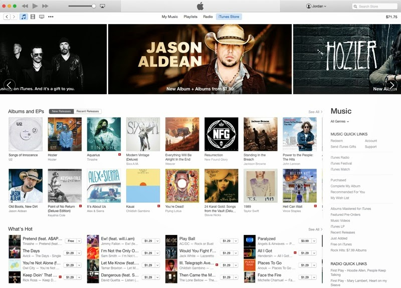 Inilah Fungsi iTunes Yang Harus Kamu Ketahui