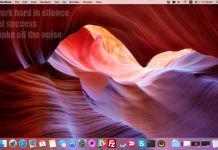 Cara Memodifikasi / Mengedit Wallpaper Original Mac OS X