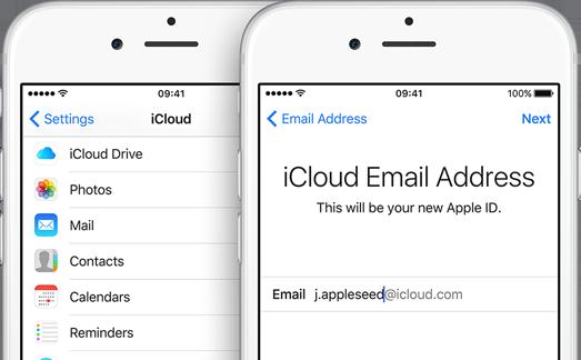 Begini Cara Menggunakan Email iCloud