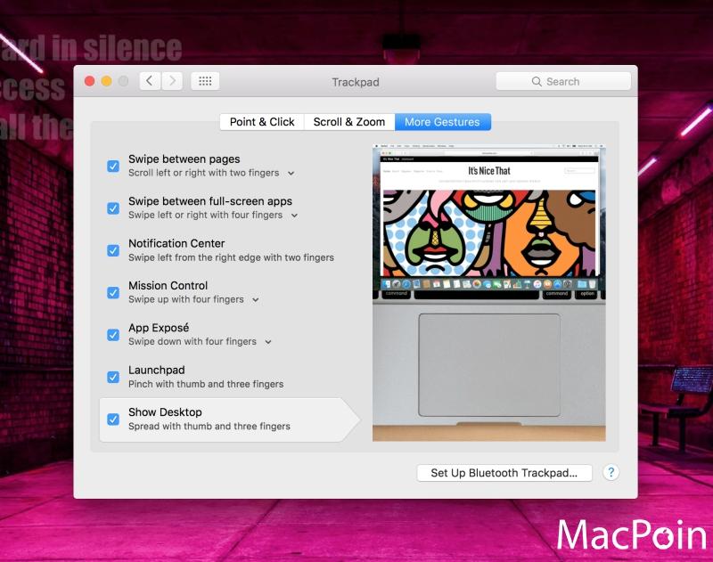 8 Gesture Trackpad di MacBook yang Sebaiknya Kamu Ketahui