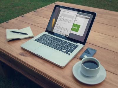 Cara Blogging yang Asyik dan Simple dengan Blogo di Mac