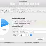 Cara agar Harddisk Eksternal bisa digunakan di Mac dan Windows