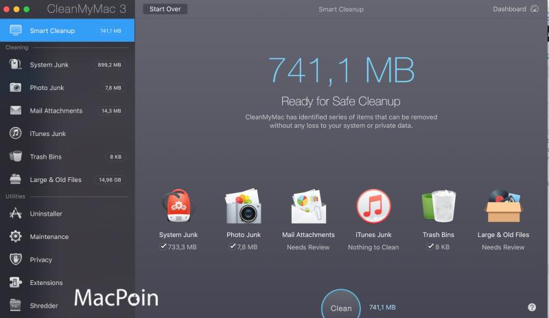 Yuk Rawat Komputer Mac Kamu dengan CleanMyMac
