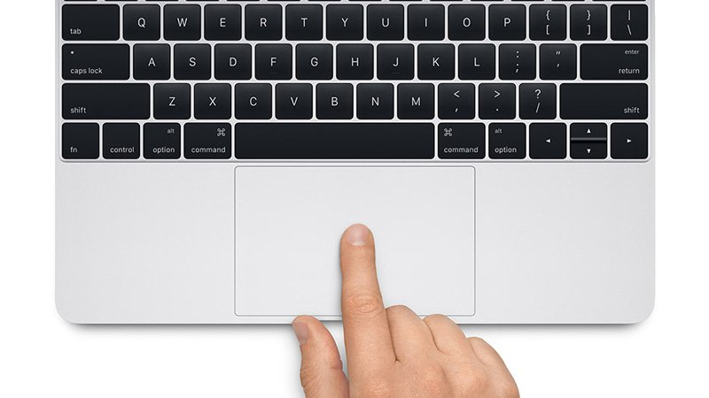 Tips Menggunakan Trackpad di MacBook