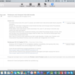 OS X 10.11.5 Sudah Dirilis. Ayo Segera Update