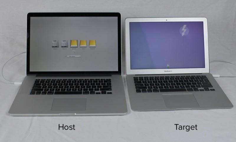 Apa itu Mode Disk Target?