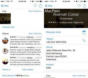 Sehebat Apakah Apple Maps di Indonesia?
