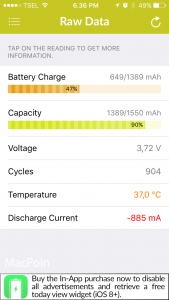Review Aplikasi Battery Life