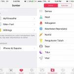 Cara Menggunakan Aplikasi kesehatan di iPhone