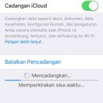 Tips Membuat Cadangan Backup iOS