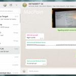 Akhirnya, WhatsApp sudah tersedia untuk OS X