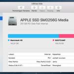 Cara Membuat Partisi Disk di OS X