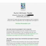 Mengenal Fitur Activation Lock di iPhone