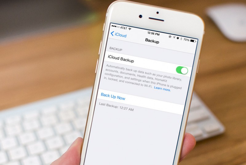 Tips Membuat Cadangan Backup iOS
