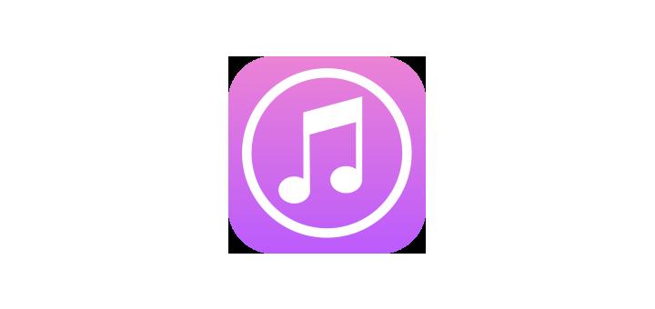 Itunes Radio Icon Vector Itunes Store Icon Vect...