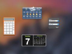 Seperti Inilah Cara Menggunakan Dashboard di OS X