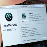 Memulihkan Mac OS X dengan Time Machine
