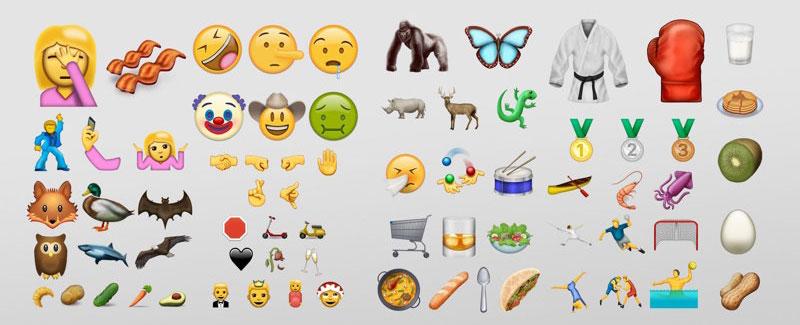 IOS dan OS X Akan Kedatangan Emoji Baru