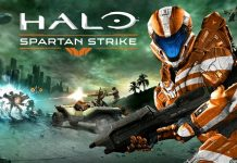 Review Halo: Spartan Strike di iPhone 5s