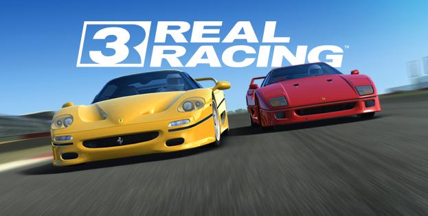 Review Real Racing 3 di iPhone 5s