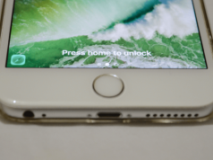IOS 10 Mengubah Slide to Unlock Menjadi Press Home to Unlock