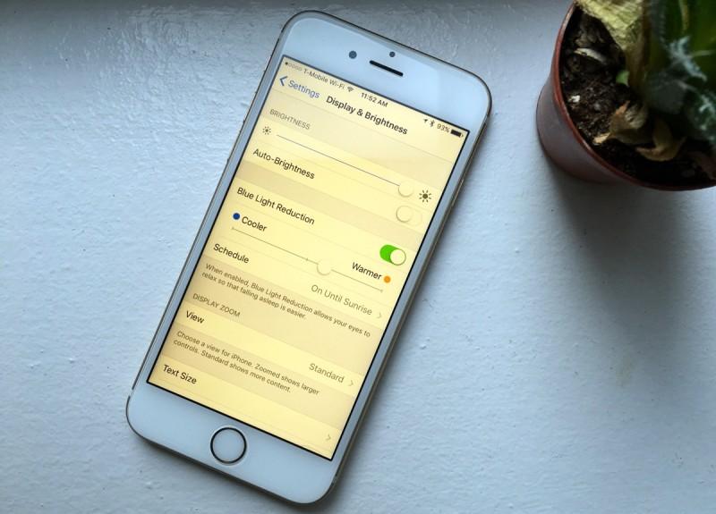 Apakah iPhone milikmu mendukung Night Shift?