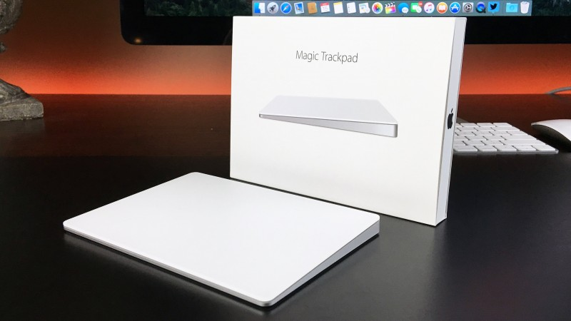 Sekilas Tentang Apple Magic Trackpad