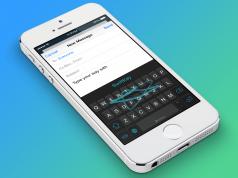 Yuk Cobain Swiftkey Keyboard di iOS
