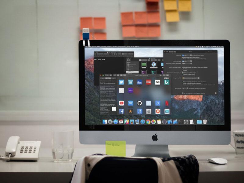 Dark Mode Akan Hadir di macOS ?