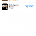 Membuat Wishlist di App Store dan iTunes Store.