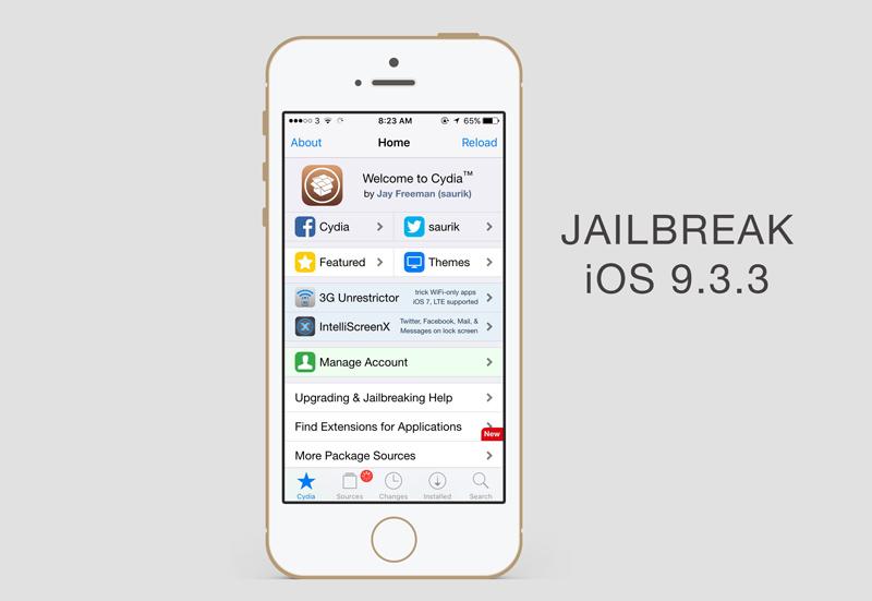 Pangu Merilis Jilbreak Untuk iOS 9.3.3?