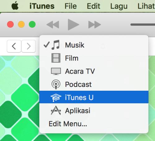 Yuk Berkenalan Dengan iTunes U