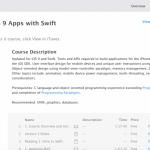 Mau Belajar iOS Development? Yuk Coba Kursus iTunes U