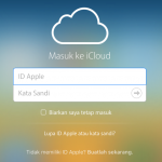 Membuat Apple ID Dari Web