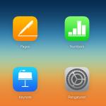 Menggunakan iWork Tanpa Produk Apple