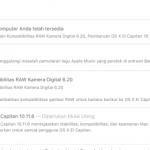 OS X 10.11.6 Sudah Dirilis Secara Resmi