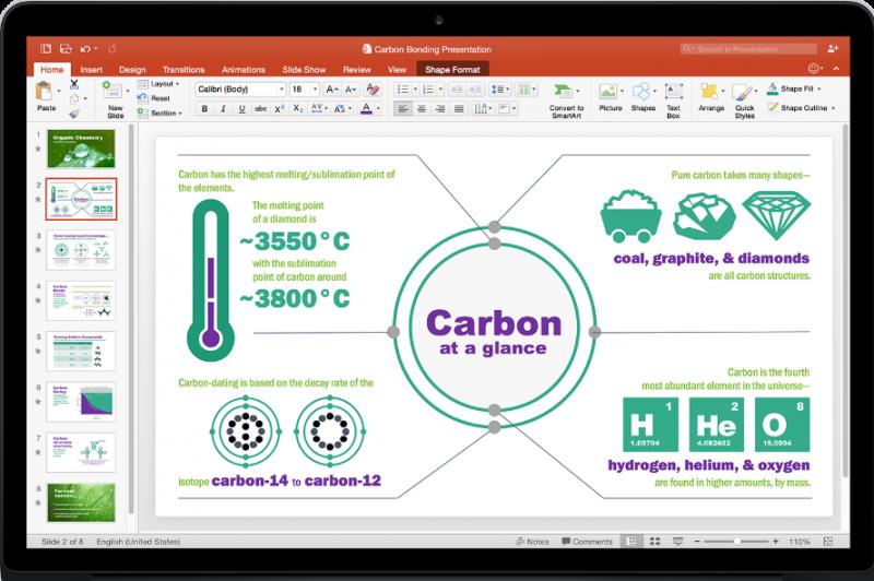 Versi 64-bit Office 2016 for Mac Akan Segera Hadir