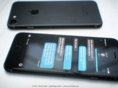 Space Black iPhone