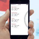 Memantau Waktu di Berbagai Tempat di Dunia Dengan iPhone
