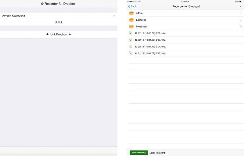 Aplikasi Voice Memo Pilihan Untuk iPad
