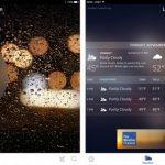 Aplikasi Cuaca pilihan untuk iPad
